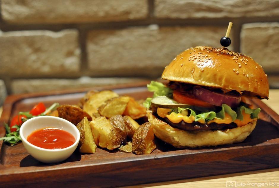 Staropramen Burger tour