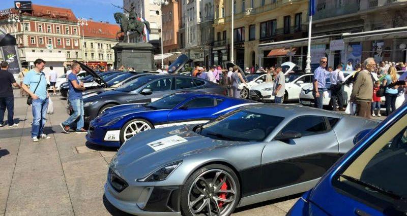 4. Međunarodni rally  Nikola Tesla EV Croatia 2017.
