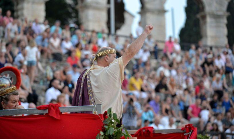 16. Dani antike - Pula Svperiorvm od 8. do 10. lipnja