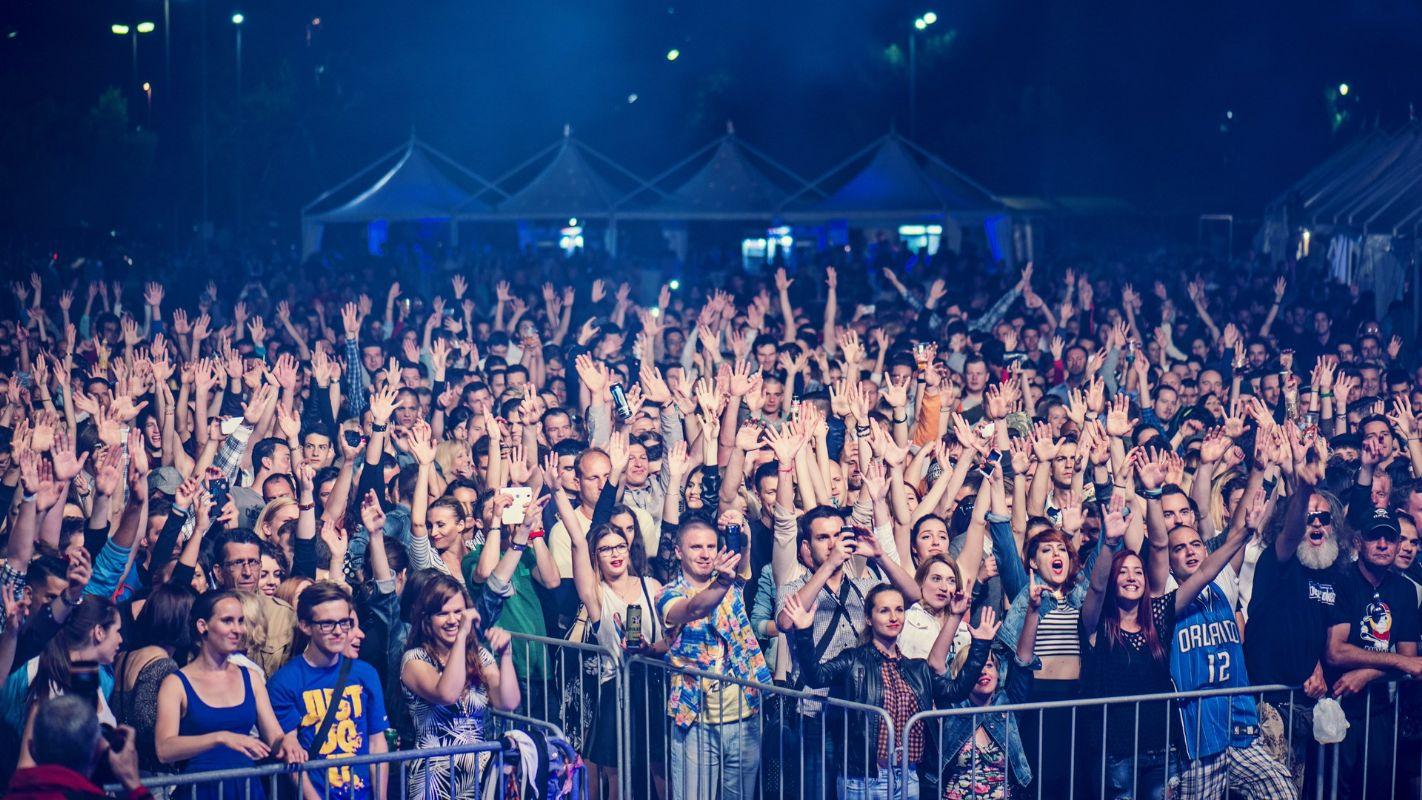 Rise Up festival ovog vikenda u Poreču