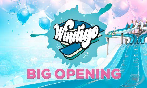 Nova atrakcija u Aquacolorsu - danas se otvara Windigo tobogan!