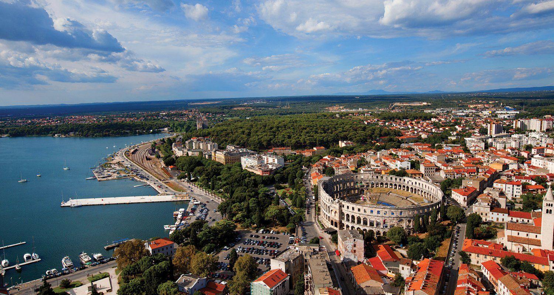 U Istarskoj županiji u lipnju milijun noćenja više nego lani