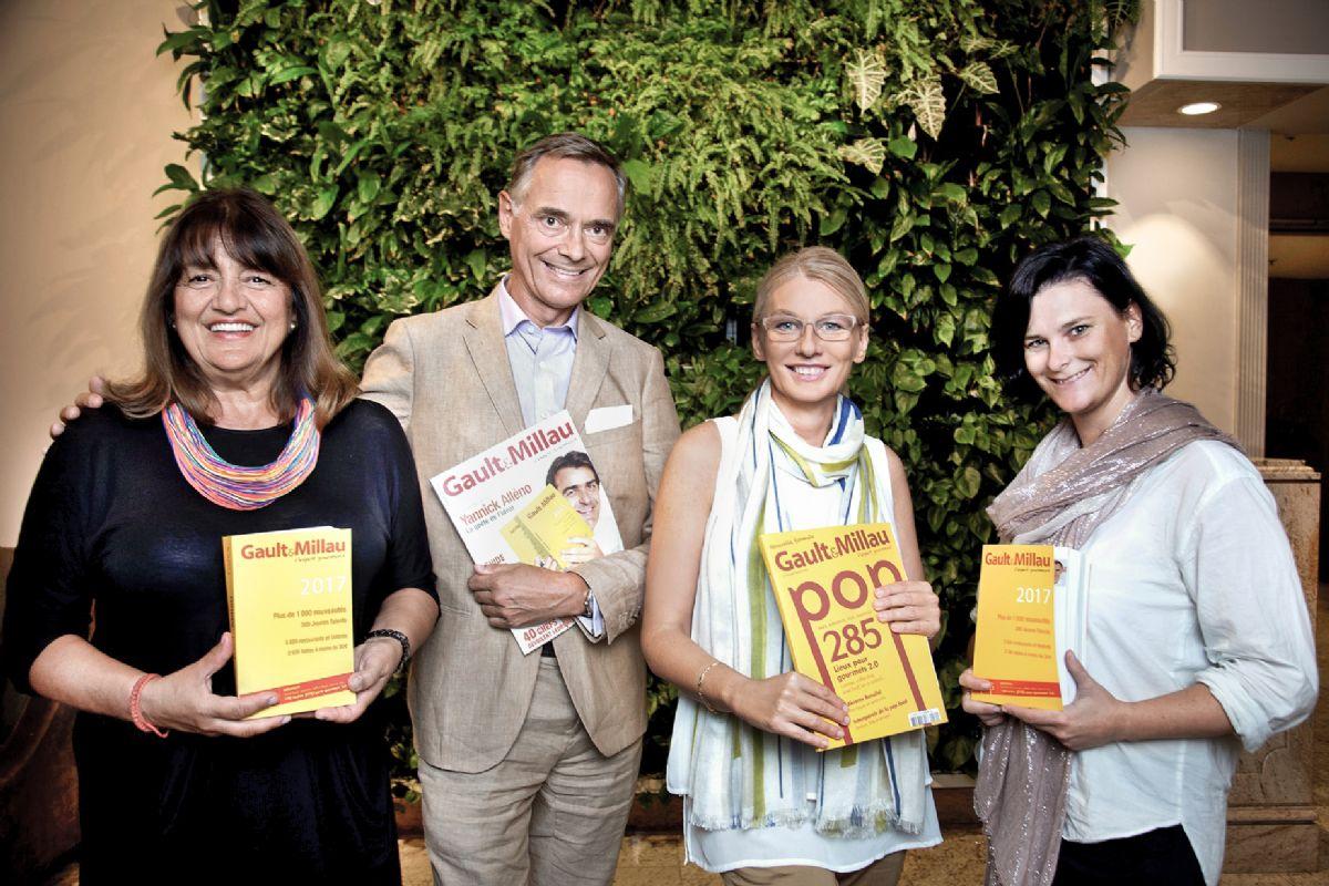 Svjetski gastronomski vodič Gault&Millau od sada i u Hrvatskoj!