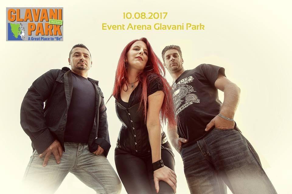 Koncert u Glavani parku: CherryBombz