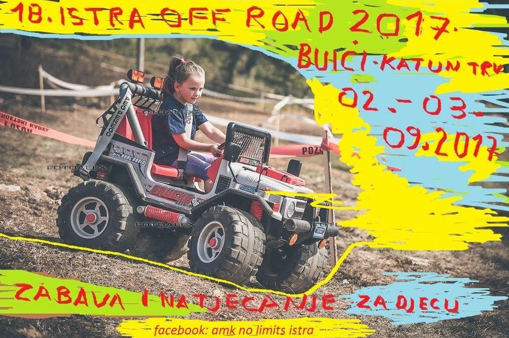 Za sve ljubitelje brzine: Istra Off Road 2017.