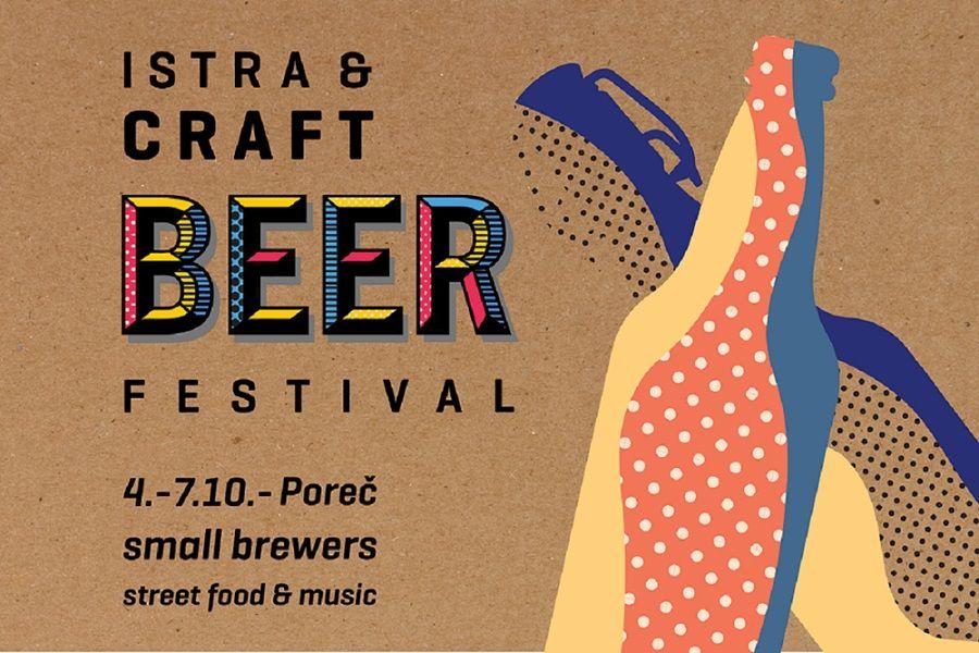 Ovog tjedna počinje Istra & Craft Beer Festival!