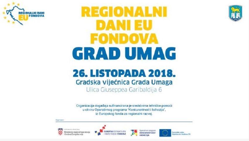 Regionalni dani EU fondova u Umagu