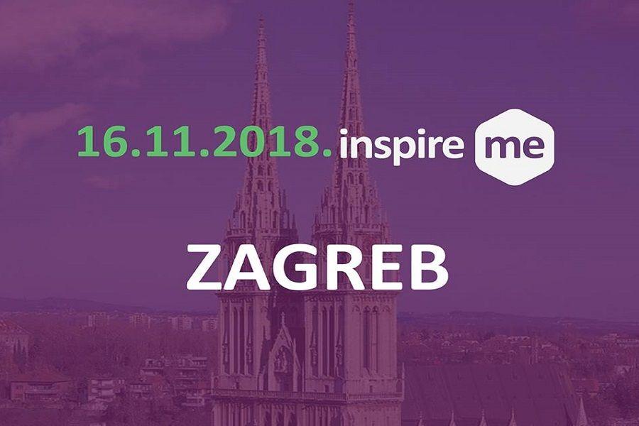 Inspire Me konferencija ove jeseni stiže u Zagreb