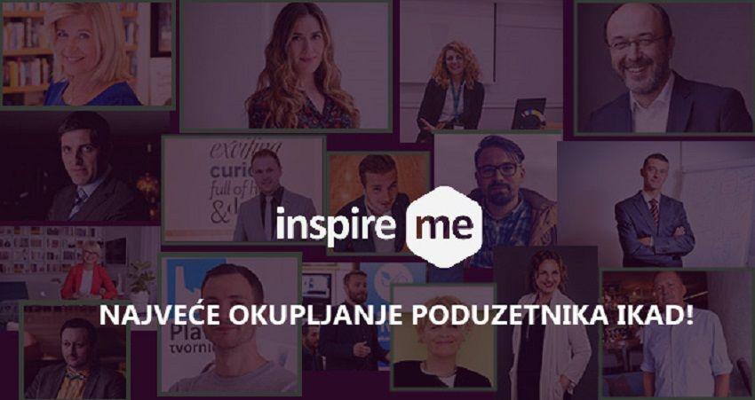 Karijere, poduzetništvo, zanimljivi govornici: Jeste li spremni za Inspire Me konferenciju?
