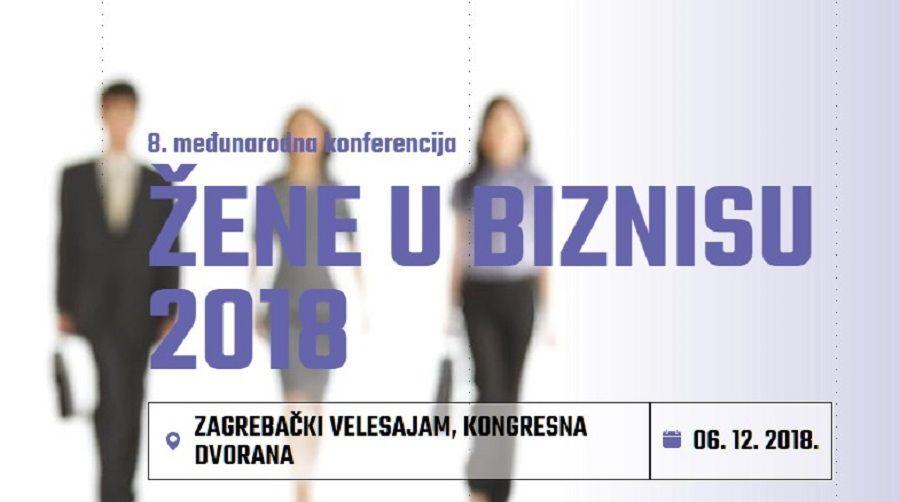 Prijavite se na 8. međunarodnu konferenciju Žene u biznisu 2018.