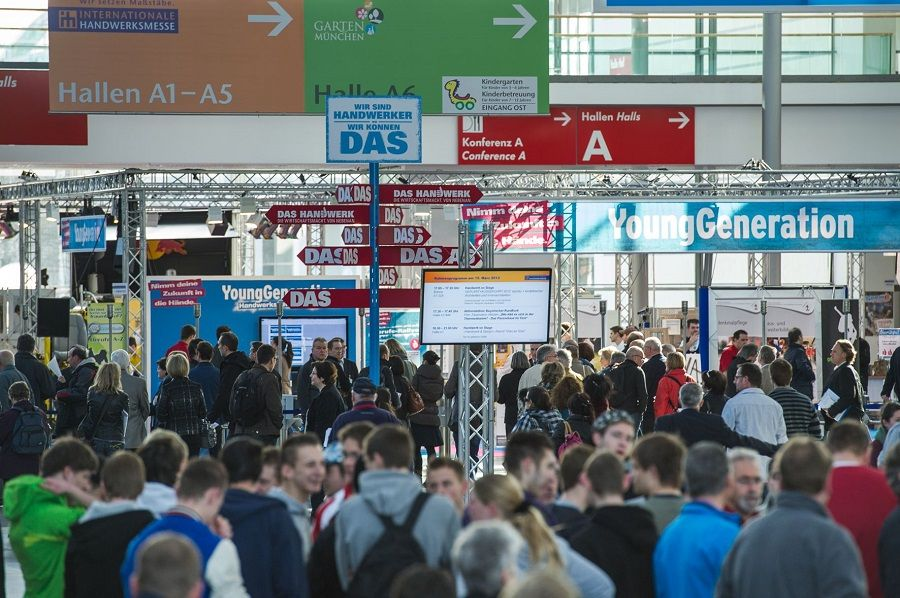 HOK organizira i sufinancira nastup članova na Međunarodnom obrtničkom sajmu u Münchenu 2019.