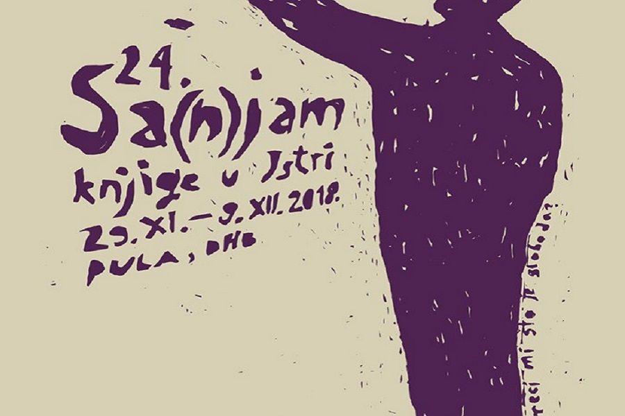 Danas se otvara 24. Sa(n)jam knjige u Istri