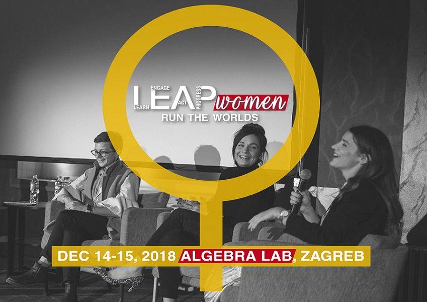 Jeste li se već prijavili za LEAP Women Summit?