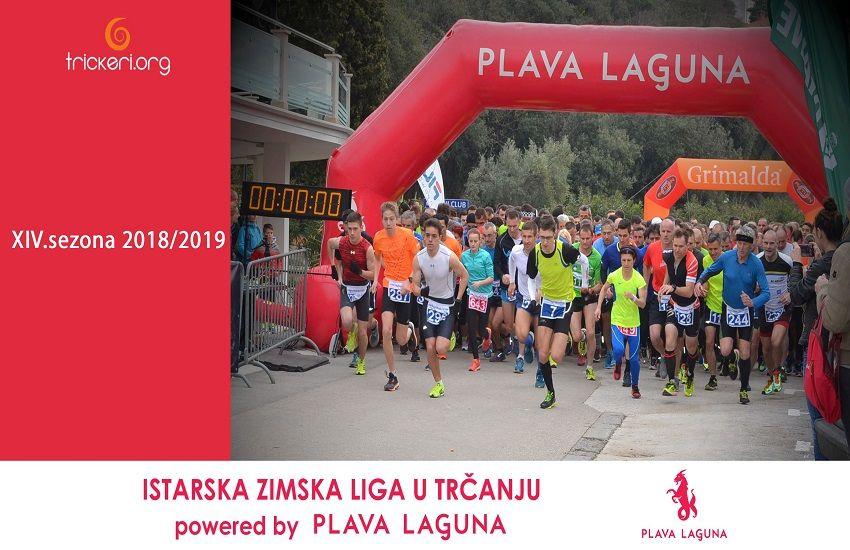 Istarska zimska liga u trčanju powered by Plava Laguna
