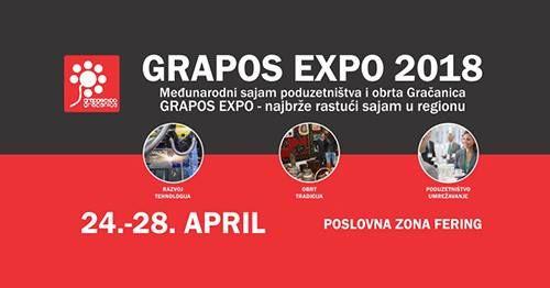 9. Međunarodni sajam poduzetništva i obrta u Gračanici 2018.