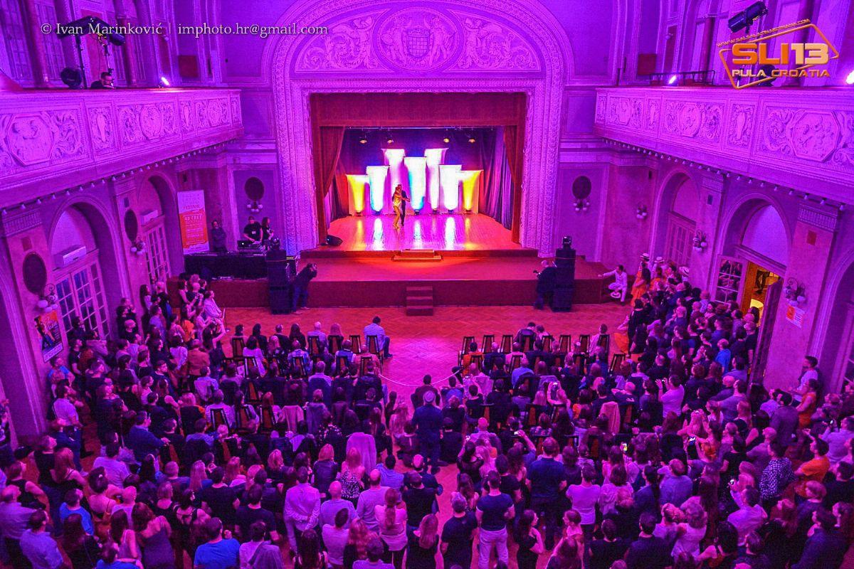 14. Festival plesa s besplatnim radionicama   Salsa Latina Istriana