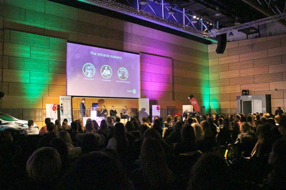 Karijere, poduzetništvo i vrhunski govornici: Inspire Me konferencija stiže u Pulu