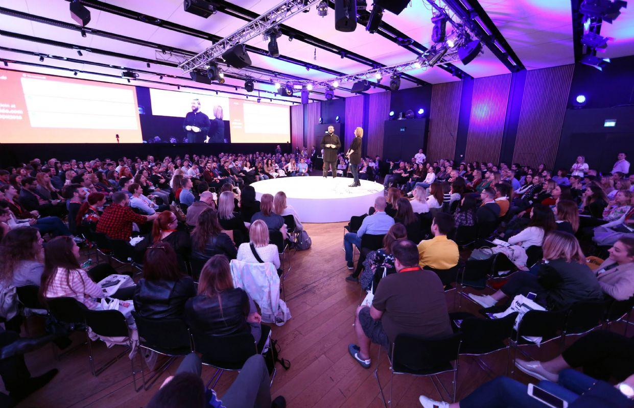 Prvi dan festivala Dani komunikacija predstavio respektabilne predavače i visoko podigao očekivanja za nadolazeće dane