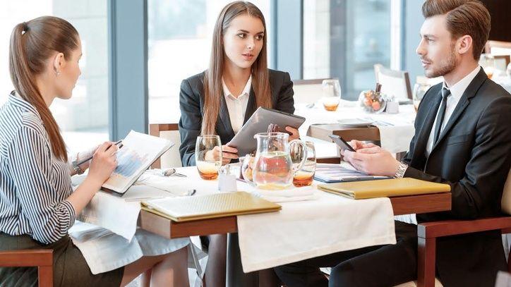Poslovni razgovori obrtnika i poduzetnika u Novom Sadu