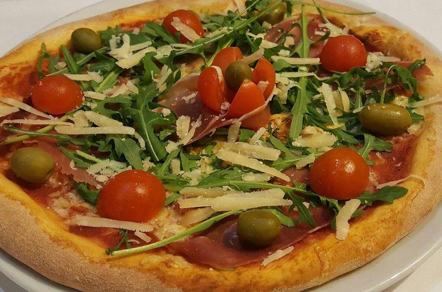 Pizzeria i restoran u centru Pule s odličnom dnevnom ponudom marendi