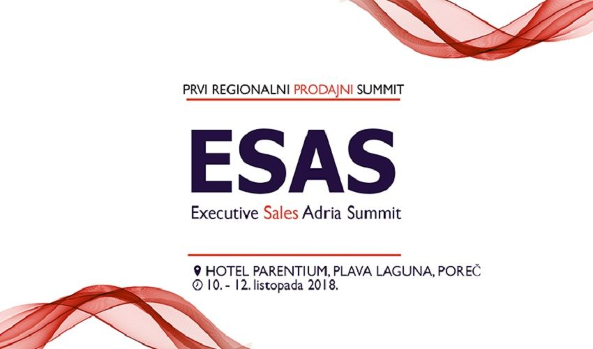 Uskoro prvi regionalni prodajni summit - Executive Sales Adria Summit