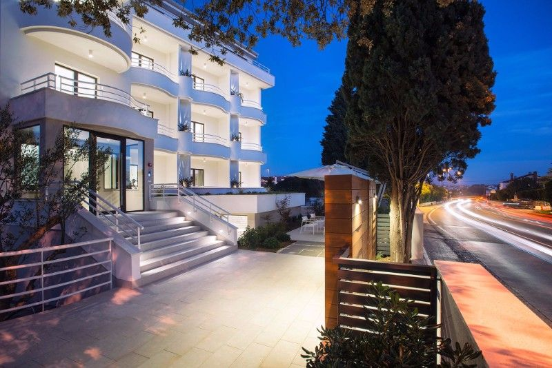 Luksuzni urbani hotel u Rovinju koji prati koncept održivosti