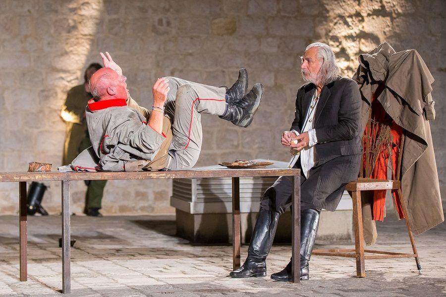 """Predstava """"Kralj Lear"""" već 18. godinu u kazalištu Ulysses"""