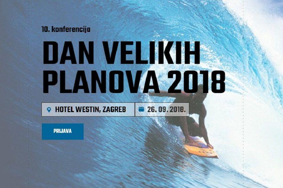 10. Konferencija  Dan velikih planova 2018