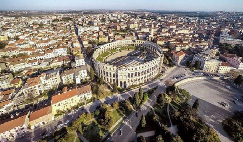 Pula među top 5 hrvatskih gradova s najvišim indeksom urbanog razvoja u državi