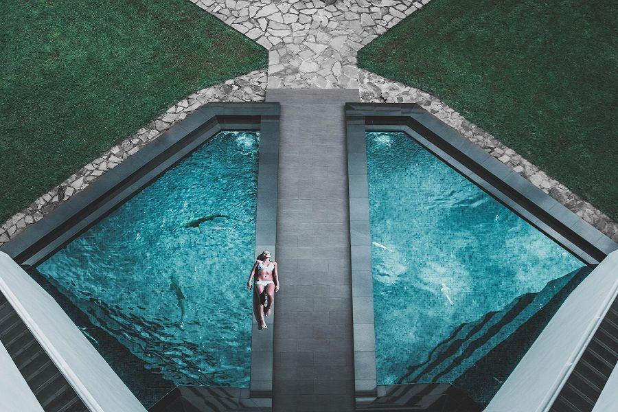 Uredite vaše dvorište i prostor oko bazena: Popločavanje staza kamenom