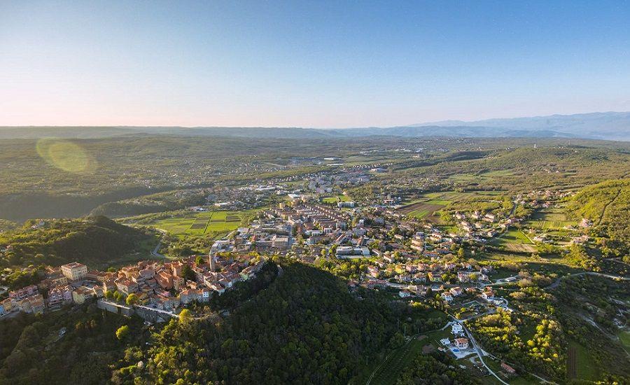 Besplatan razgled starog grada Labina