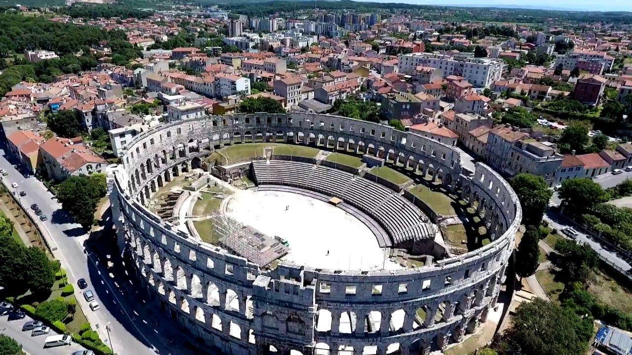 Pula i dalje vodeći grad u Istri po broju poduzetnika, broju zaposlenih i ukupnom prihodu