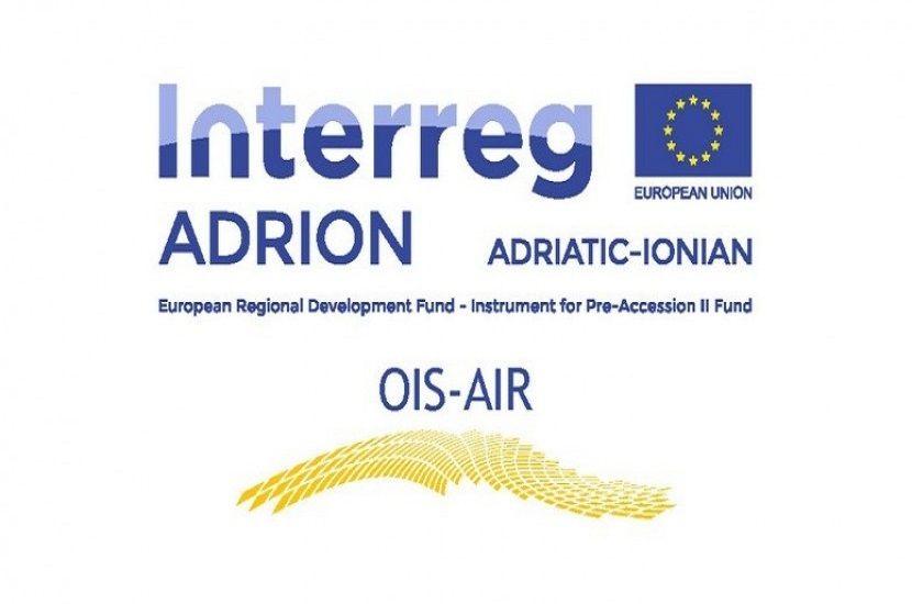 Najava Innovators Interregional Foruma u sklopu INTERREG Adrion projekta OIS-AIR