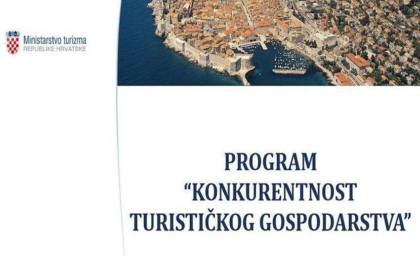 Besplatna radionica  Konkurentnost turističkog gospodarstva