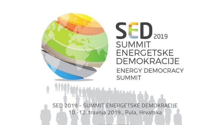 U tijeku su prijave za SED 2019 - Summit energetske demokracije