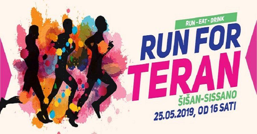 U subotu se održava utrka Run 4 Teran u Šišanu