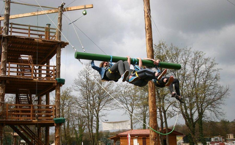 Sky Fox Adventure: Zabavni i adrenalinski park s mnoštvom atrakcija