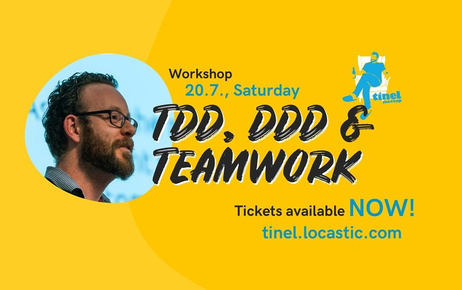 Prijavite se za Tinel Workshop i naučite se novim vještinama