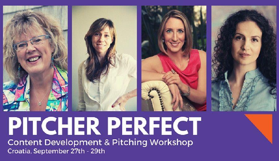 Natječaj za sudjelovanje na Pitcher Perfect radionici