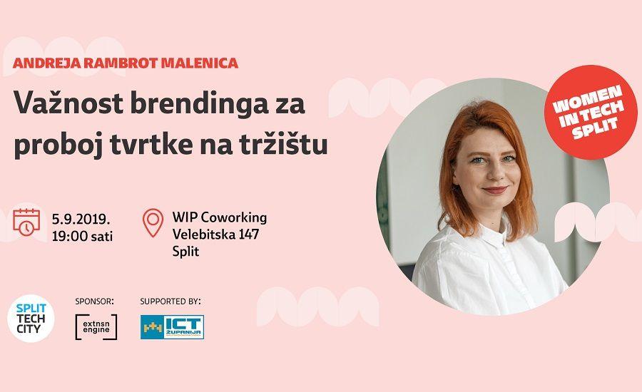 Jeste li se prijavili za Women in tech meetup Split?