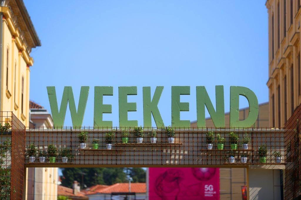 Sneak peak 30 tema koje nas očekuju na Weekendu