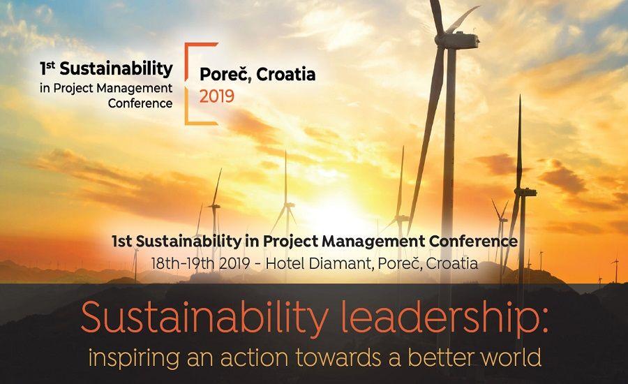 SiPM 2019 - Konferencija o održivosti u projektnom menadžmentu