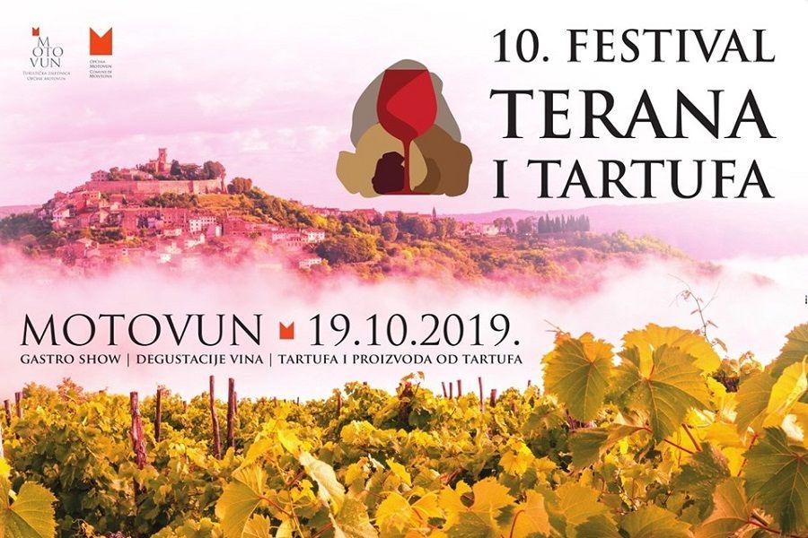 Počastite se za vikend? Posjetite Festival terana i tartufa!