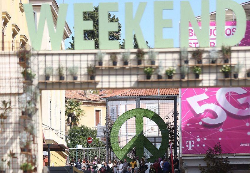 Weekend Media Festival okuplja sve Weekendaše na najboljem partyju u gradu