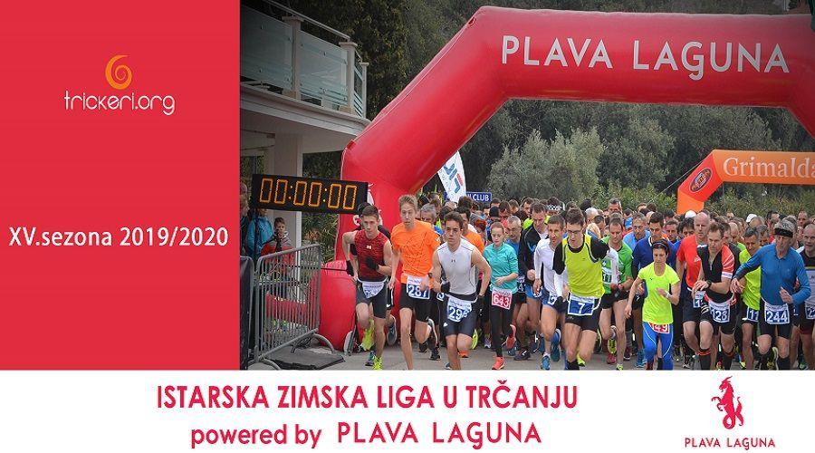 Prijavite se za 1. kolo Istarske zimske lige u trčanju