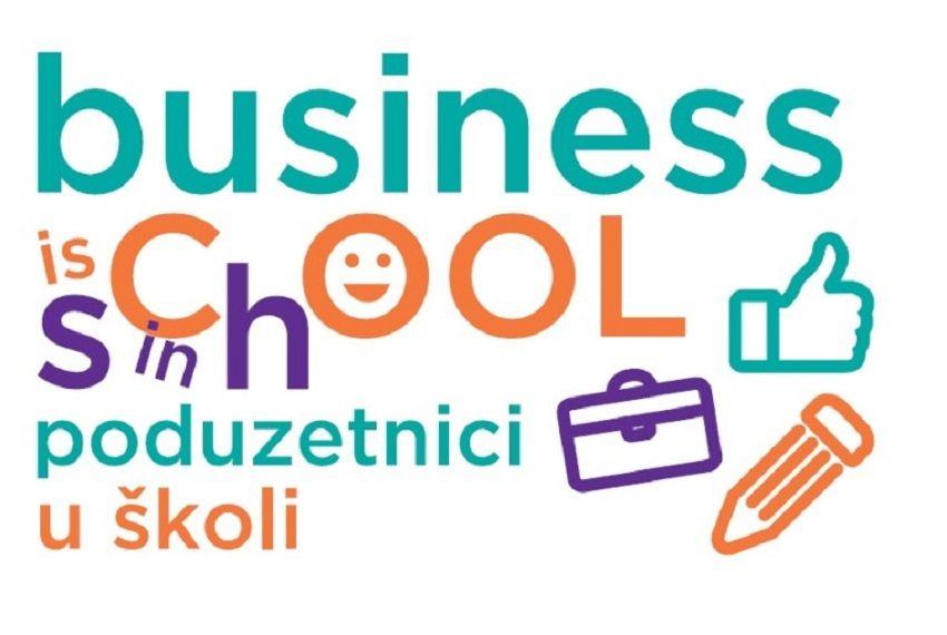 Javni poziv poduzetnicima za sudjelovanje u Tjednu profesionalnog informiranja –  Poduzetnici u školi