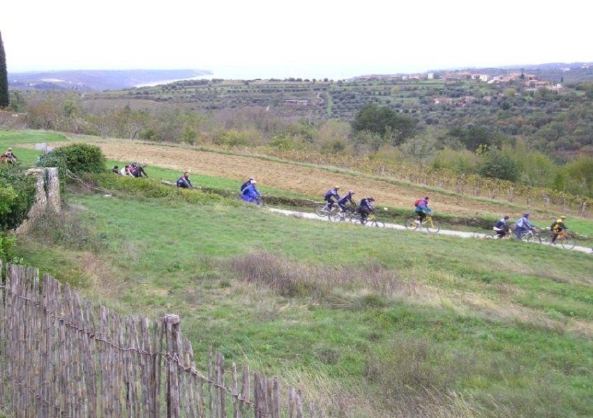 Vikend uz rekreaciju: Momjanski bike maraton