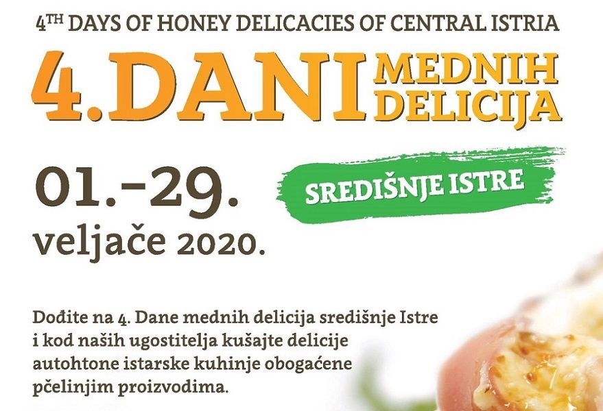 4. Dani mednih delicija središnje Istre