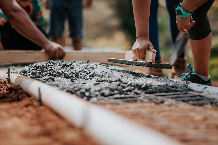 Kako uspješno betonirati temelje zimi?