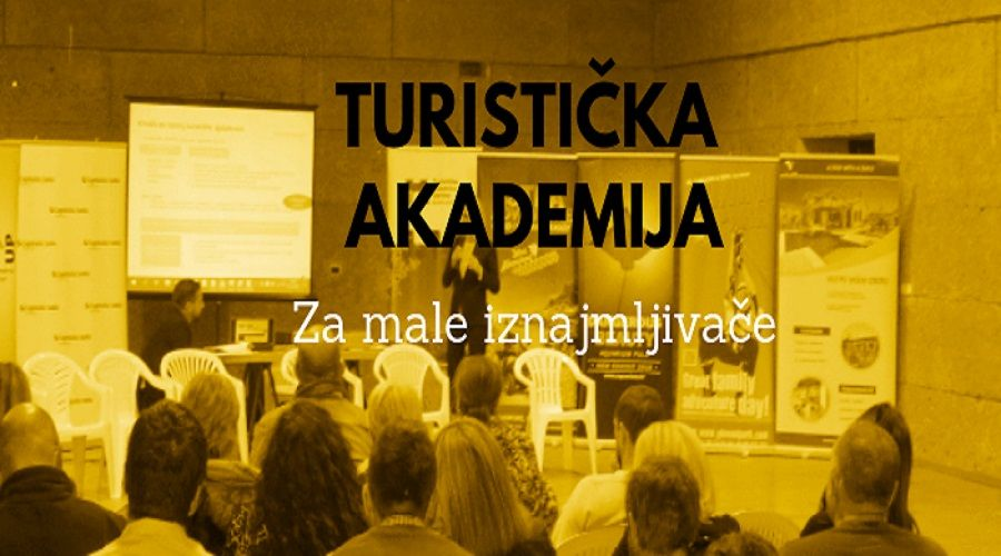 Ponovno starta Turistička akademija. Pozivaju se svi iznajmljivači na edukaciju!